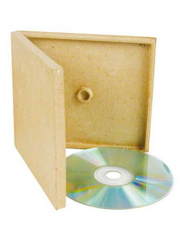 Boitiers CD en carton x10