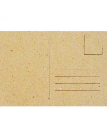 Cartes postales carton x10
