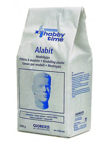 Alabit - Plâtre Ecole 1kg
