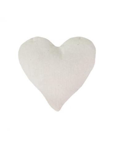 Coeur tissu 2D à customiser...