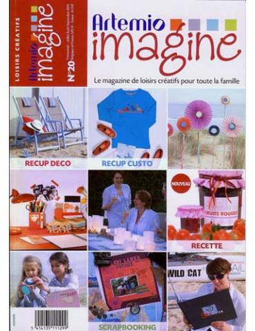 Magazine Artemio Imagine n°20