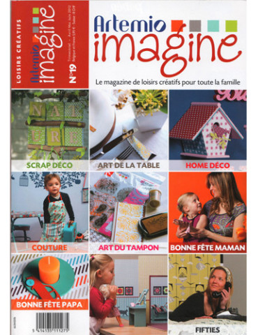 Magazine Artemio Imagine n°19