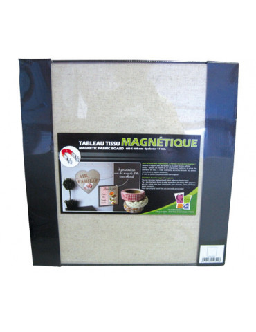 Tableau magnétique tissu...