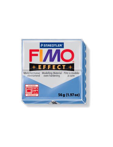 Fimo Double Effect Bleu agate
