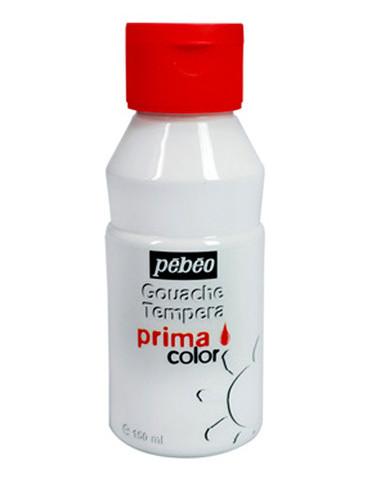Gouache Blanc 150ml Primacolor