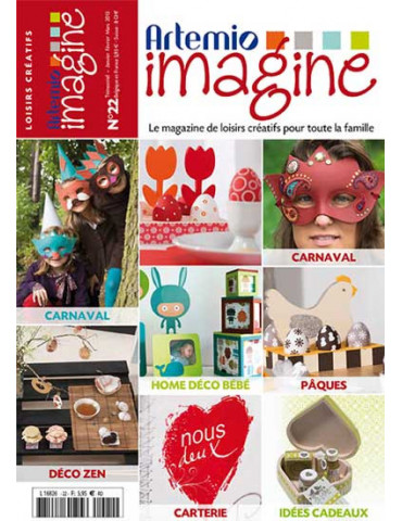 Magazine Artemio Imagine n°22
