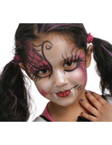 Maquillage Halloween Draculita