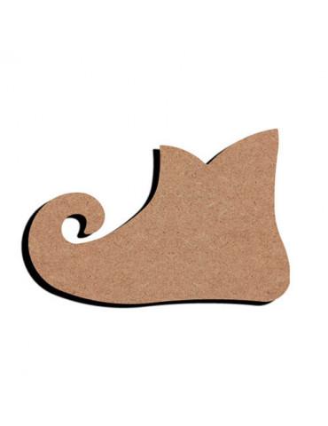 Forme bois Chausson 10cm -...