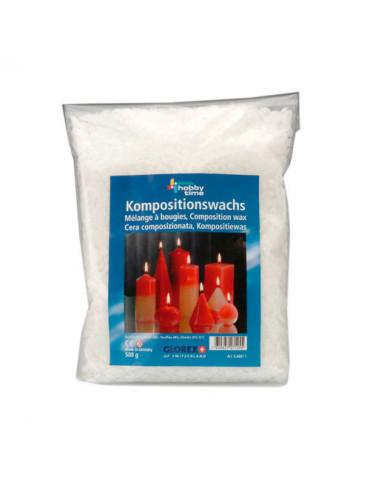 Mélange à bougies 500 gr