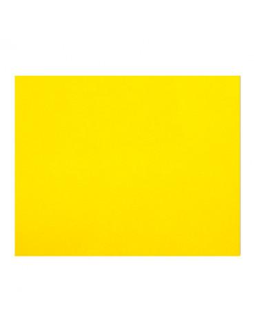Feutrine 1mm jaune x12