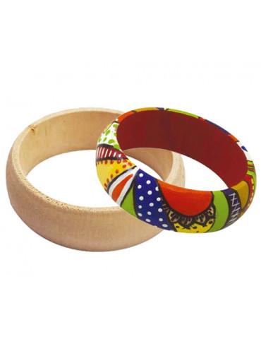 Bracelet bois largeur 25mm