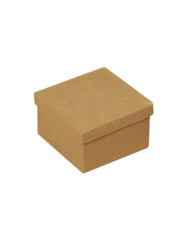 Boites carton carrée x10