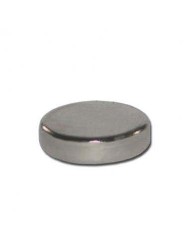 Aimant néodyme 10mm ép.3mm x10