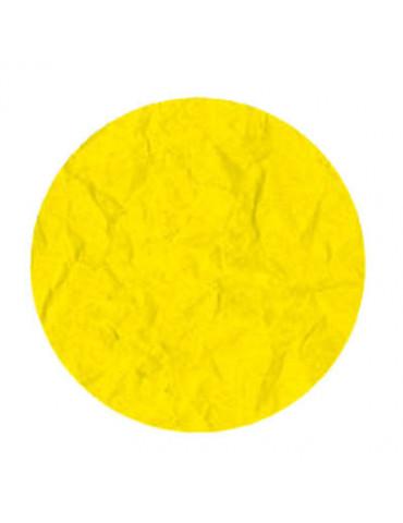Papier de soie jaune or x5