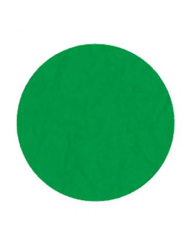 Papier de soie vert foncé x5