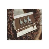Petits accessoires en métal pour customiser vos cartes et faire-parts