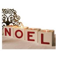 Supports à décorer Noël