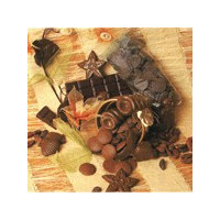 Moules chocolat