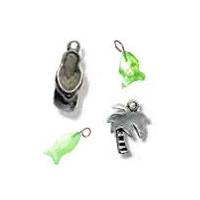 Perles et breloques - Perles pour bijoux - Breloque pour bracelet