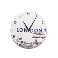 Horloge à décorer - Horloge en bois à décorer