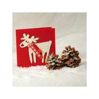 Carte Scrap Noel