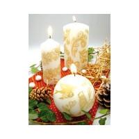 Bougies personnalisées - Décoration de bougie - Personnalisation bougie